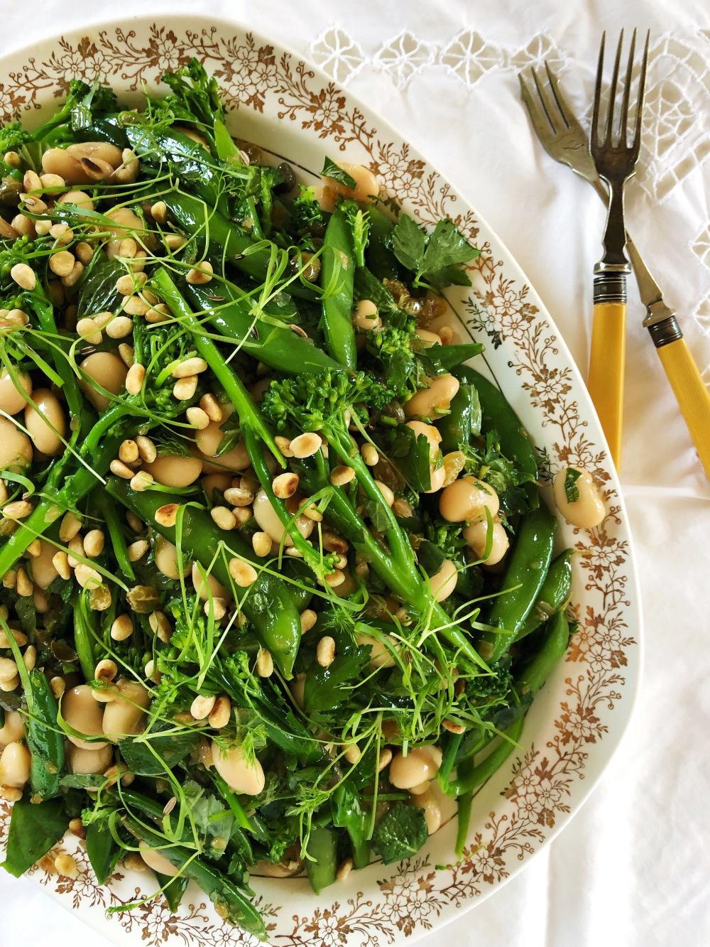 Mallorcan Salad