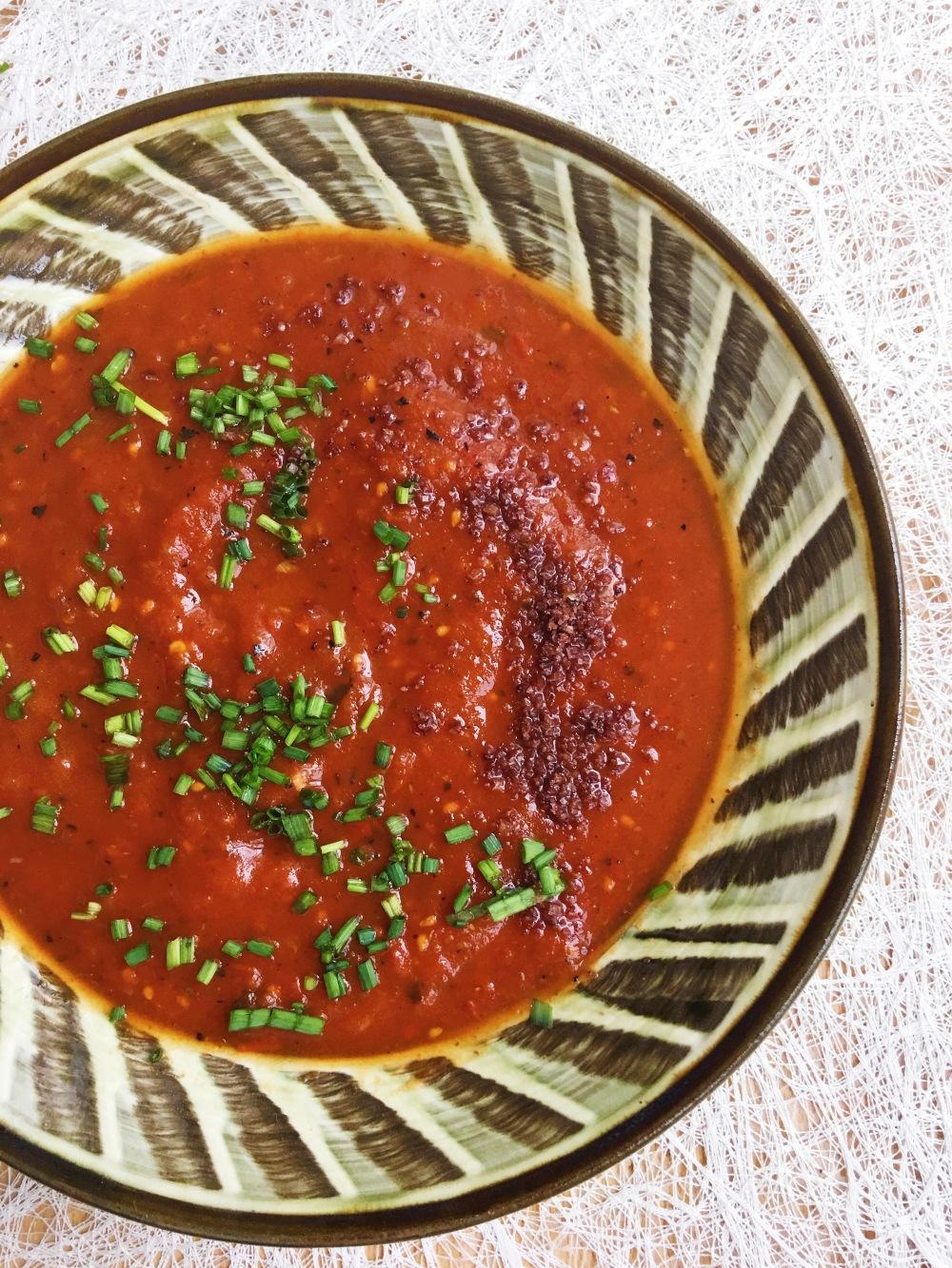 Classic Provençal Tomato Soup